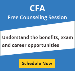 CFA Course Counseling
