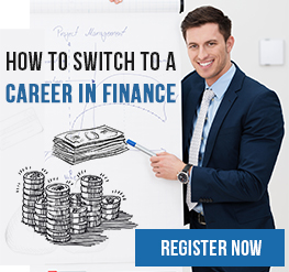 How to switch a career in Finance