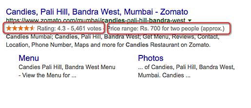 data  highlighter in Google Webmasters