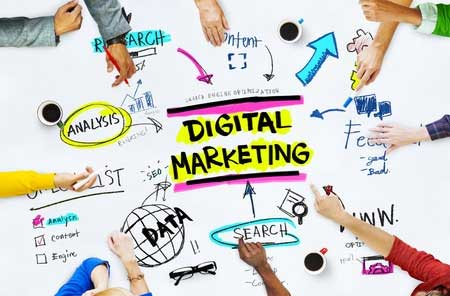 digital marketing practices for home industry