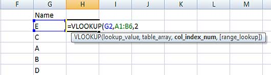 what is col_index_num in VLOOKUP formula?