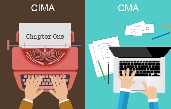 CMA vs CIMA