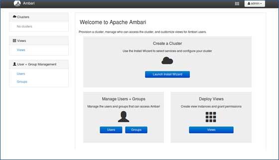 setting up Hadoop cluster