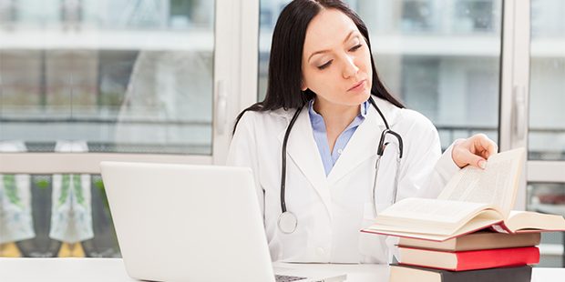 Helpful guide to prepare for USMLE exam online and various books