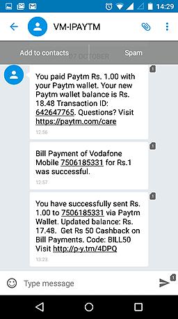 paytm mobile marketing