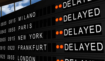 How time will affect airlines companies