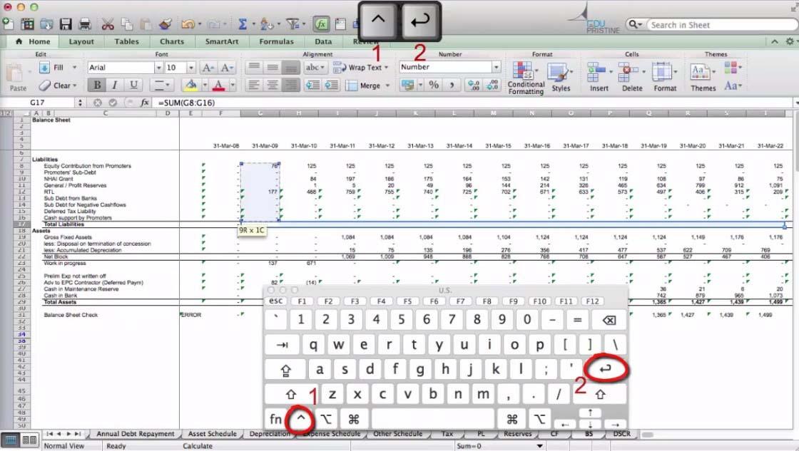 Excel Multiple Fill
