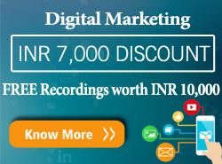 digital marketing weekday batch