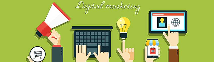 Digital Marketing Classroom Training with Certification