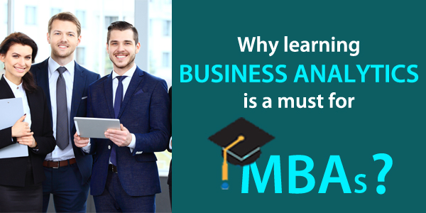 Business Analytics for MBA
